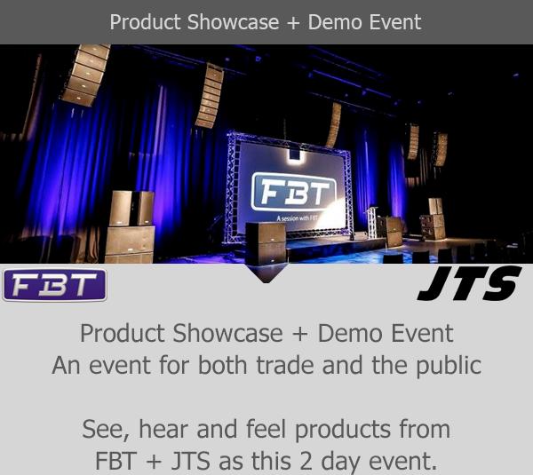 FBT Showcase Event
