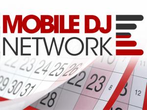 DJ Event Calendar